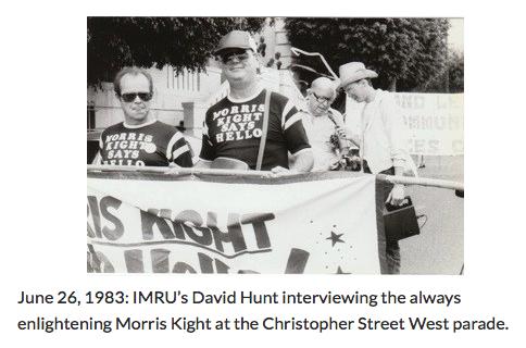 David Hunt 1982
