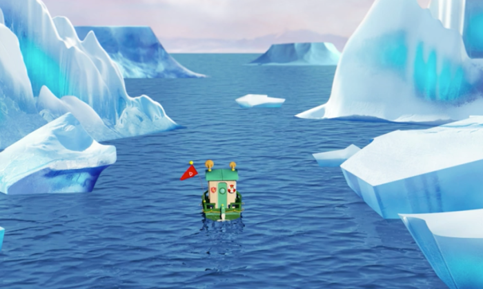 Playing Sea Hero Quest helps scientists learn about dementia.