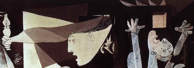 from Guernica, 1937 by Pablo Picasso