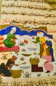 Persian poetry and painting.