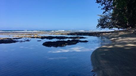 Breathtaking Puerto Viejo Beach.