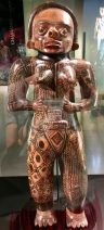 Ancient Female Shaman, Costa Rica.