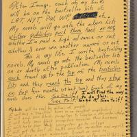 Even the Best Writers, Including Octavia E. Butler, Work Hard on Self-Motivating by da-AL