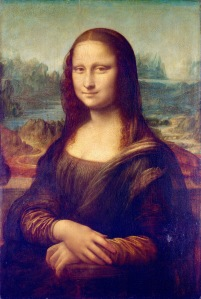 Mona Lisa or La Gioconda (1503–05/07)‍ —‌ Louvre, Paris, France