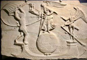 Assyrian art in Iran via the Louvre