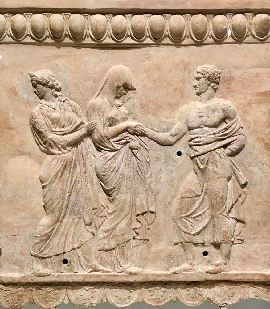 Wedding of Thetis and Peleus