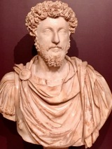 Marcus Aurelius (Roman art around 170AD)