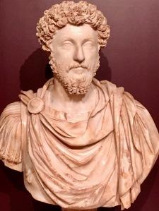 Marcus Aurelius (Roman art around 170AD)