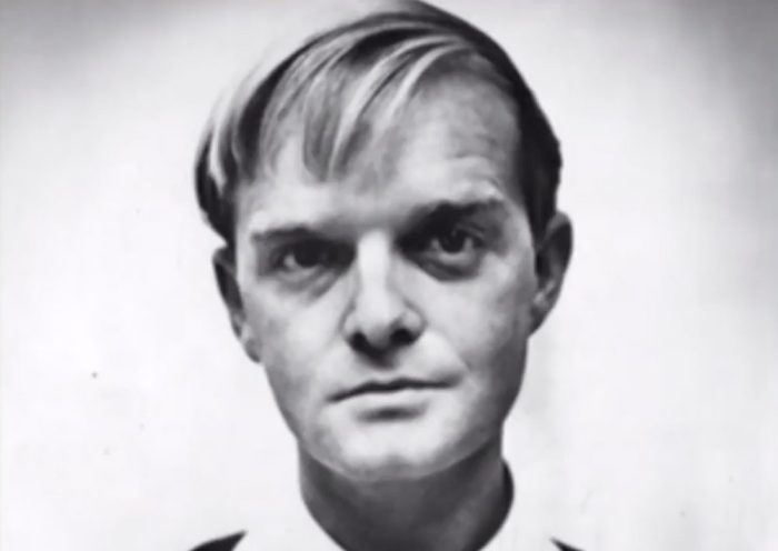 Writer/novelist/artist/actor/personality Truman Capote.