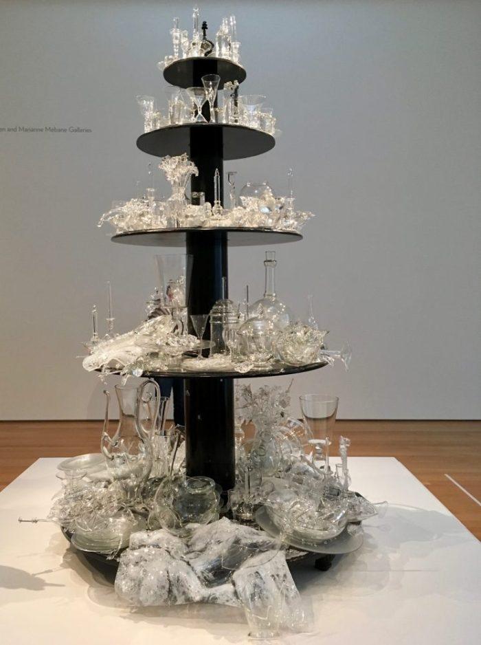 Bride, 2010, by Beth Lipman.