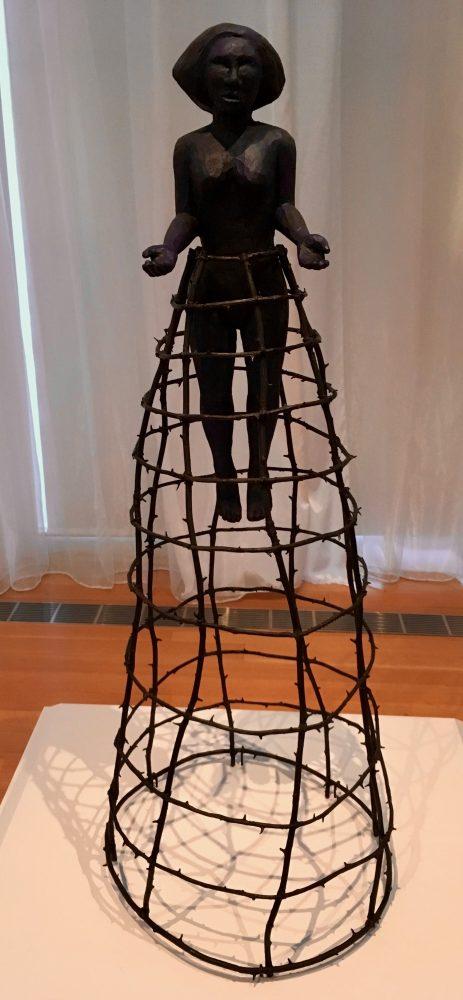 Tippy Toes, 2007, by Alison Saar.