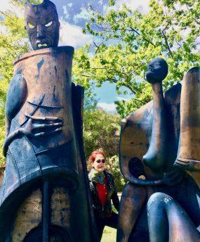 A modern take on Rotorua's Māori heritage.