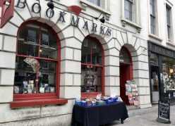 Bookmarks bookstore, London.