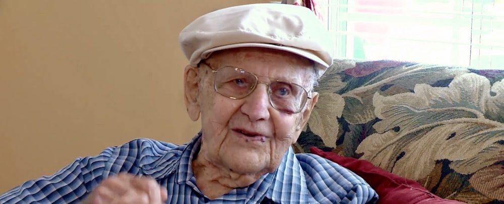 No part for Sam Sachs on his 105th -- but we can help!