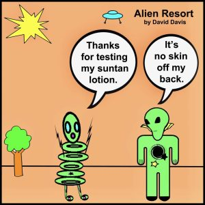 Alien Nation's residents are multi-cultural -- they come from a variety of planets!