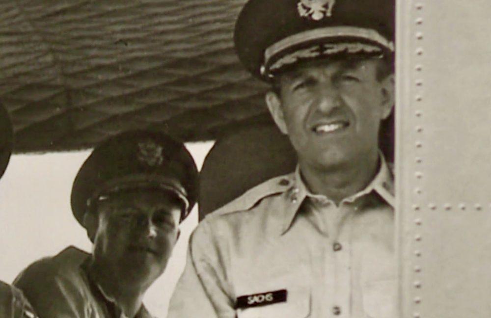 Crossing behind enemy lines, Sam Sachs was prepared to die to help others.
