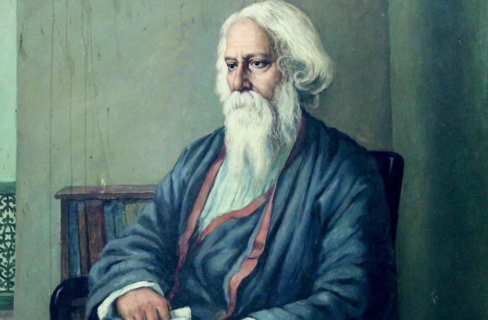 Rabindranath Tagore Cherishsantosh / WikiCommons