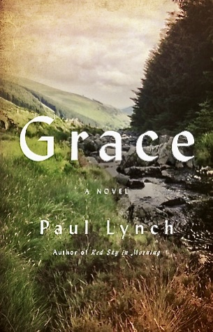 Cover of Grace, by Paul Lynch.