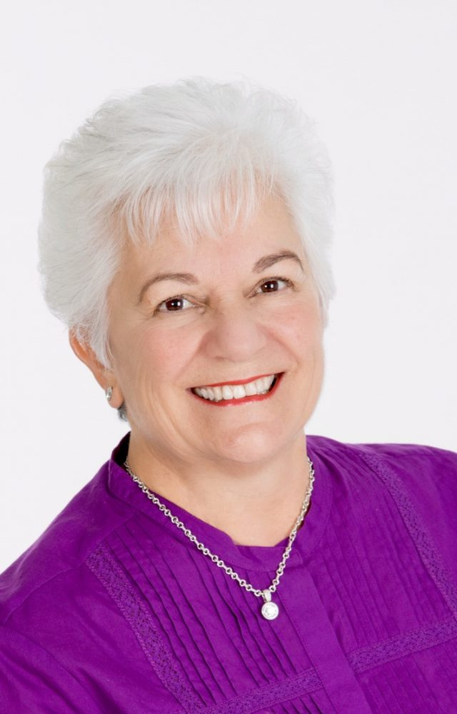Writer Nina Romano.