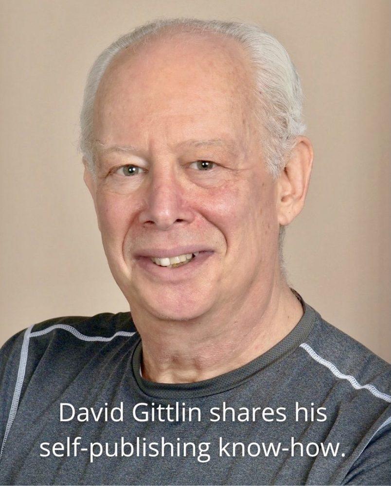 David Gittlin, writer.
