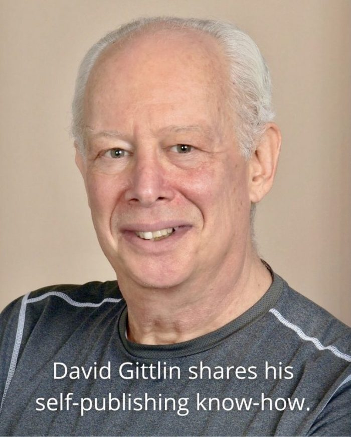 David Gittlin, writer.