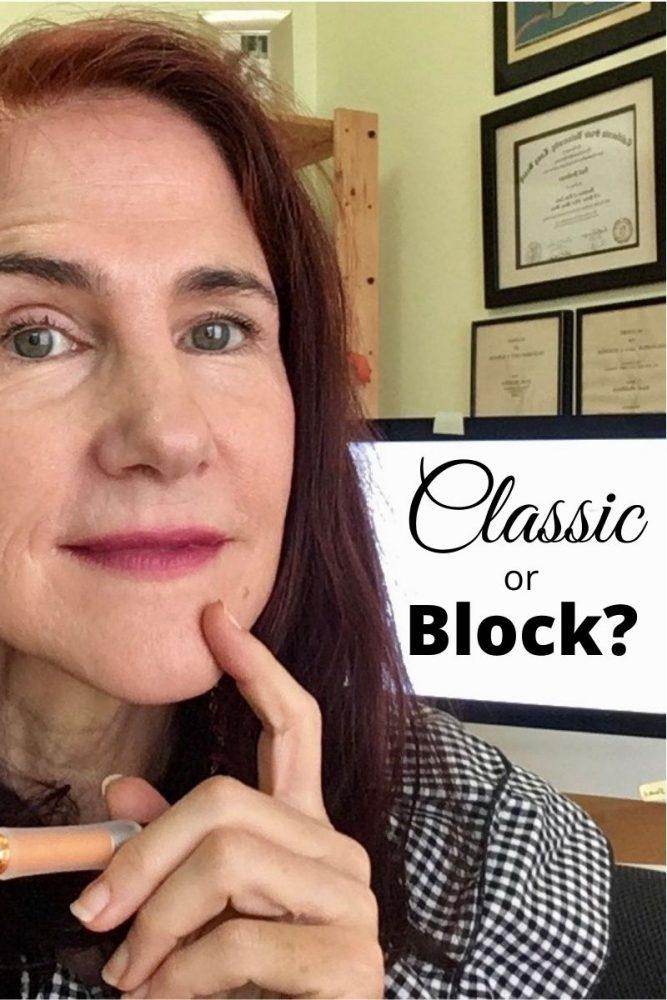 Photo of da-AL asking whether you prefer WordPress Classic or Block Editor.