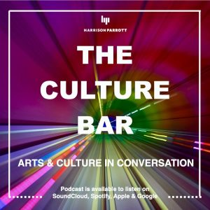 Fiona produces an arts and culture podcast.