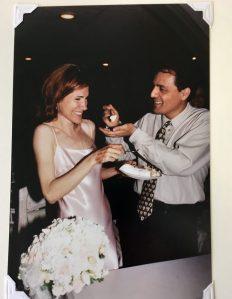 Wedding party photo of Khashayar and da-AL.