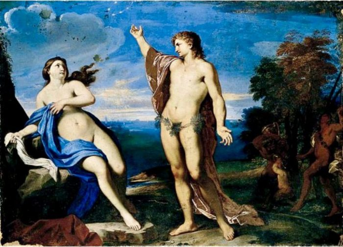 Bacchus and Ariadne by Carlo Maratta: Wikimedia Commons