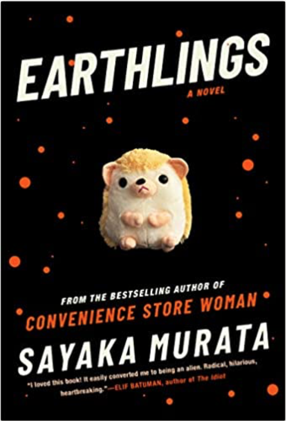 "Cover of ""Earthlings"" by Sayaka Murata"