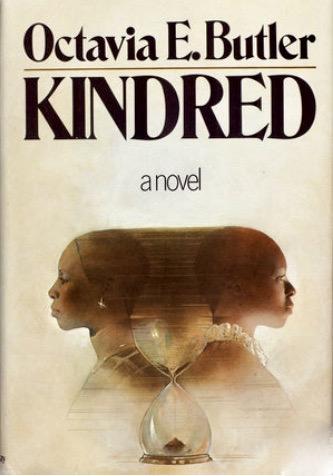 A first edition of Kindred, by Octavia E. Butler, 1979. Huntington Library, (c) Estate of Octavia E. Butler.