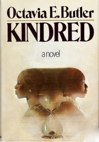 A first edition of Kindred, by Octavia E. Butler, 1979. Huntington Library, (c) Estate of Octavia E. Butler.