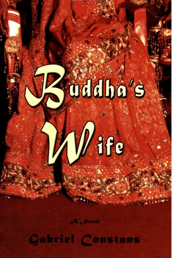 Cover of Buddha's Wife by Gabriel Constans.