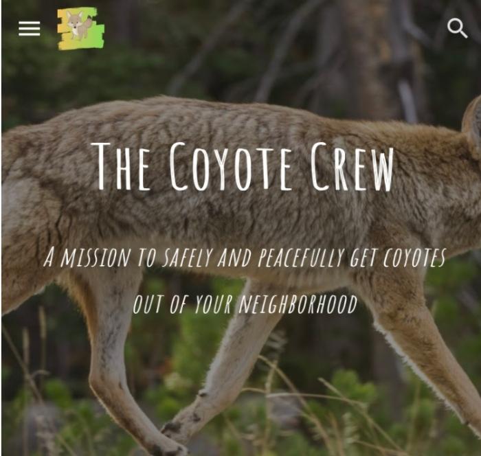 The Coyote Crew's website photo.