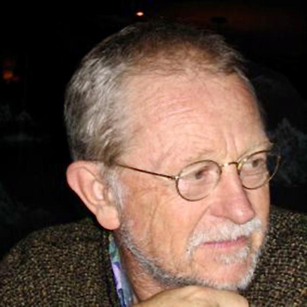 Photo of author Dr. Bob Newport.
