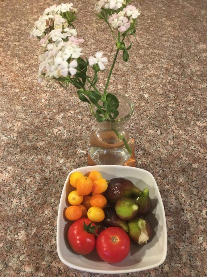 It's fun to grow food.