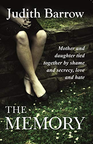 """Cover of """"The Memory,"""" a novel by Judith Barrow."""